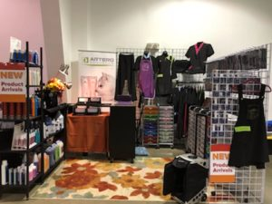 another image of the store indoors with the best products for pet grooming in Alaska.