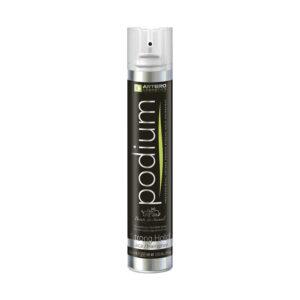 Podium Black Wet dog spray, black can.