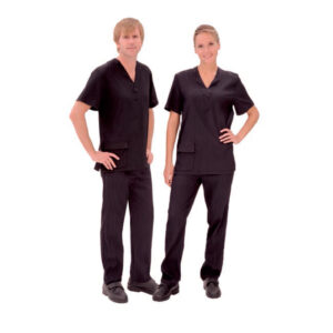 black trousers for animal groomers for pets
