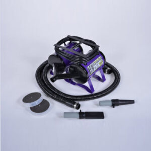 electrical cleaner for dog grooming, k9 iii model in purple shown in Anchorage, Alaska