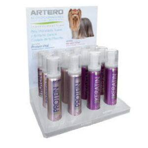 Artero Keratin protein display for animal grooming in anchorage alaska