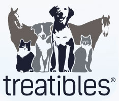 Treatibles logo for animal products in Anchorage Alaska